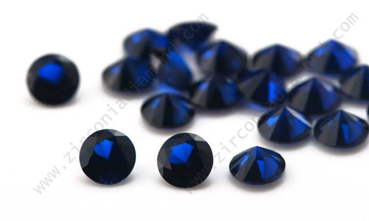 fire blue spinel