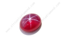 Lab Created Star Ruby
