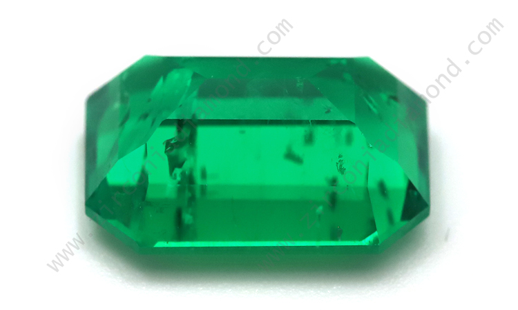 Zirmond synthetic emerald 1