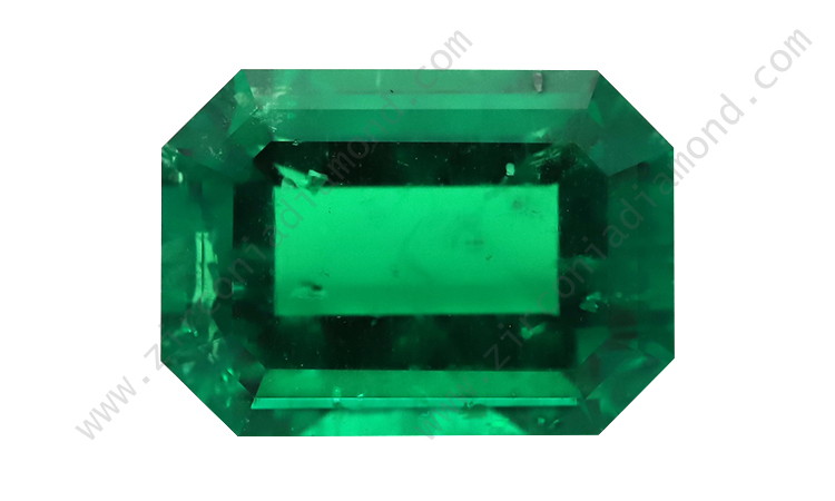 Zirmond synthetic emerald