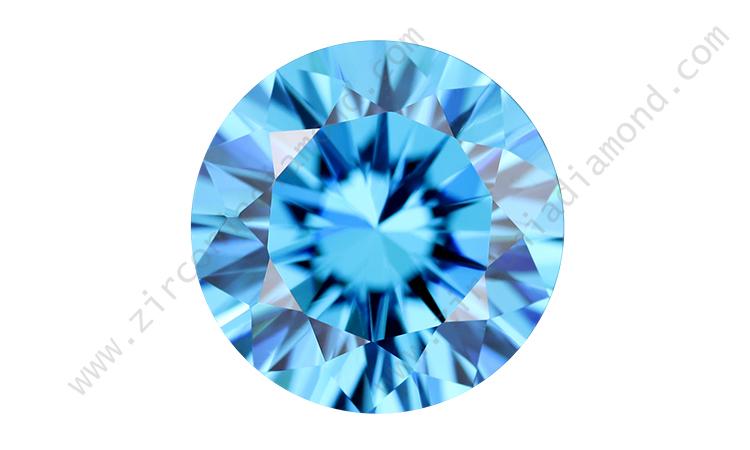zirmond aquamarine cz