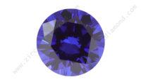 zirmond blue sapphire cz