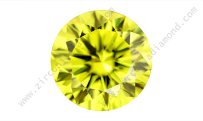 zirmond golden yellow cz